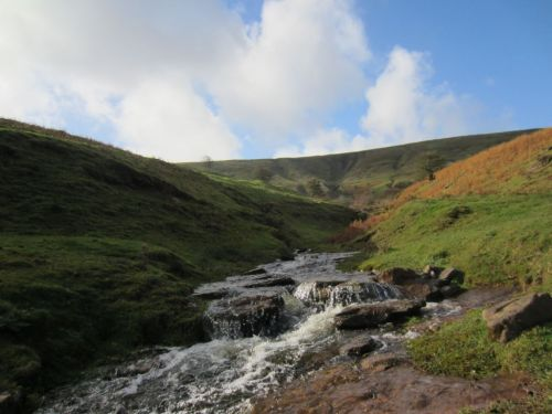 Mountain stream , Black Mountains